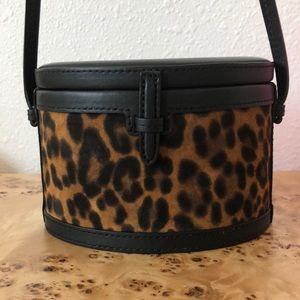 NWT Hunting Season Leopard Trunk Bag
